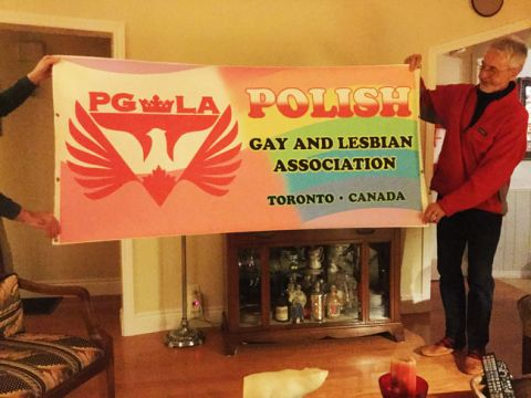 Polish Gay and Lesbian Association Toronto Canada PGLA